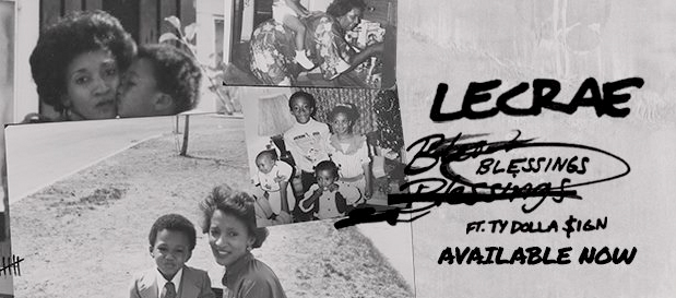 "Lecrae Premieres ""Blessings"" ft. Ty Dolla $ign (Official Music Video)"