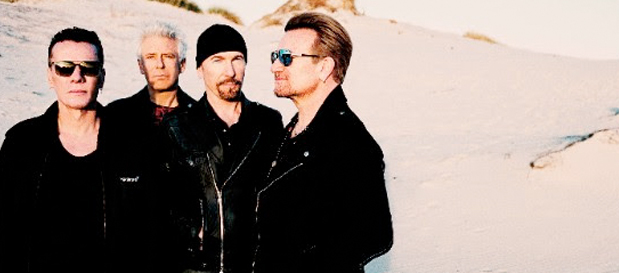 U2 Announce 'The Joshua Tree Tour'