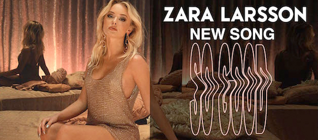 "Zara Larsson Releases New Single ""So Good"" ft. Ty Dolla $ign"