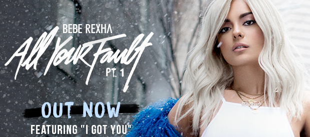 "Bebe Rexha Releases New Track ""F.F.F"" featuring G-Eazy"