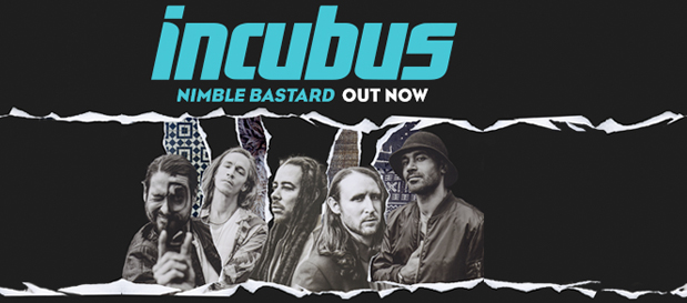 "Incubus Announce North American Tour, Release New Single ""Nimble Bastard"" (Official Lyric Video)"