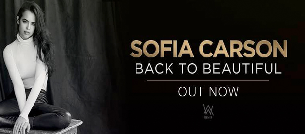 "Sofia Carson Premieres ""Back to Beautiful"" ft. Alan Walker (Official Music Video)"