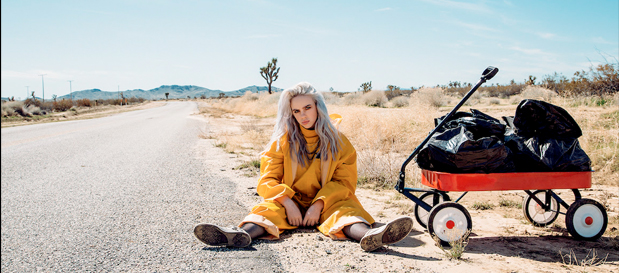 "Billie Eilish Premieres ""Bellyache"" (Official Music Video)"