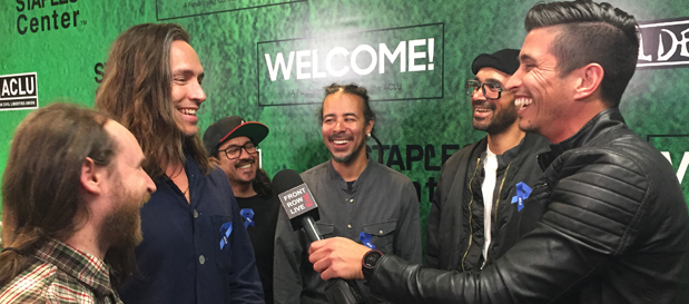 "Incubus Premiere ""Nimble Bastard"" (Official Music Video) + Interview w/ @RobertHerrera3"