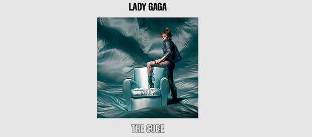 "Listen to Lady Gaga's New Single ""The Cure"""