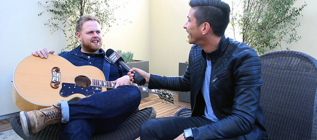 "Tom Walker Talks ""Just You & I"" and Upcoming Debut EP w/ @RobertHerrera3"
