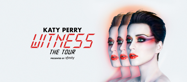 Katy Perry Announces New Album & North American Arena Tour