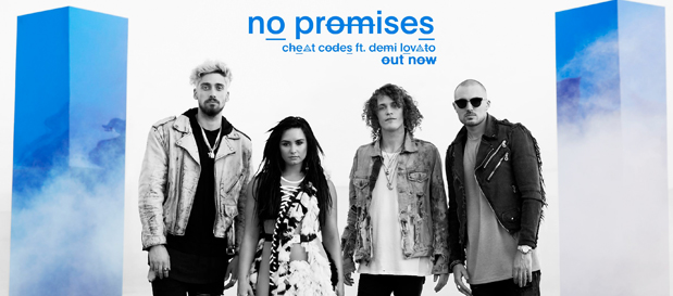 "Cheat Codes Premiere ""No Promises"" ft. Demi Lovato (Official Music Video)"