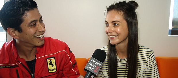 "Amy Shark Talks 'Night Thinker,' Tom Delonge and Eminem's ""Superman"" w/ @RobertHerrera3"