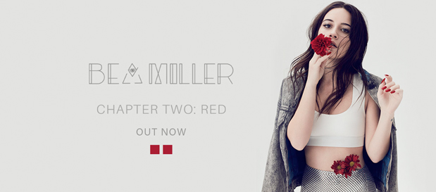 "Bea Miller Releases 'Chapter Two: Red,' Releases ""Buy Me Diamonds"" (Official Lyric Video)"