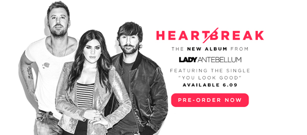 "Lady Antebellum Release New Track ""Home"""