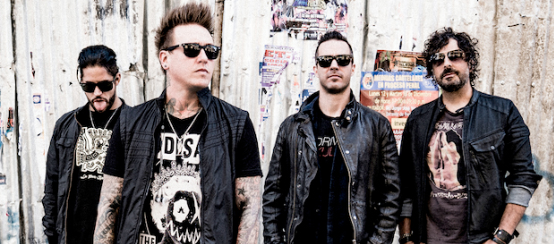 """Papa Roach Premiere """"Periscope"""" ft. Skylar Grey (Official Music Video)"""