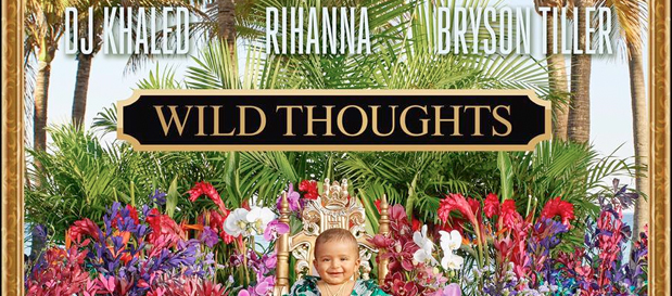"DJ Khaled Premiered ""Wild Thoughts"" ft. Rihanna & Bryson Tiller (Official Music Video)"