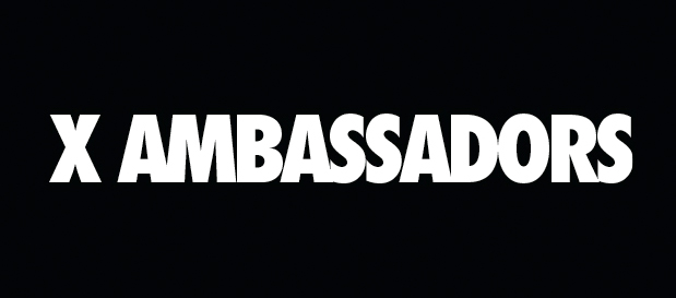 "X Ambassadors Release New Single ""Ahead of Myself"""