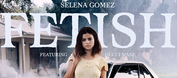 "Selena Gomez Releases New Single ""Fetish"" ft. Gucci Mane"
