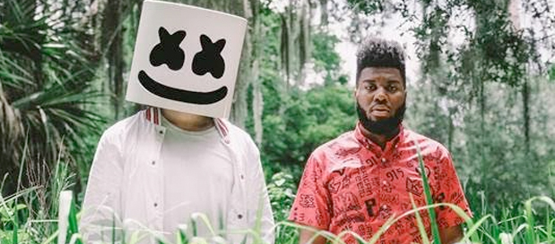 "Marshmello Releases ""Silence"" ft. Khalid (Official Lyric Video)"