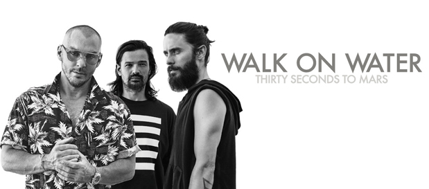 "Thirty Seconds To Mars Release New Single ""Walk On Water"" (Official Lyric Video)"