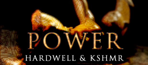 "Hardwell and KSHMR Release New Single ""Power"" (Official Lyric Video)"