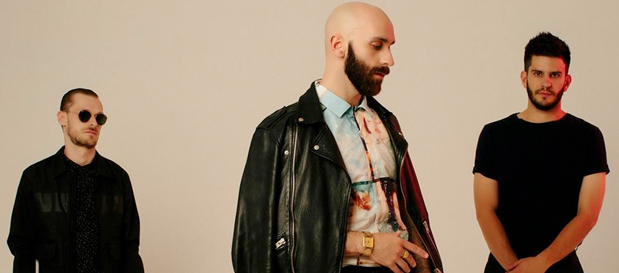 "X Ambassadors Premiere ""Ahead Of Myself"" (Official Music Video)"