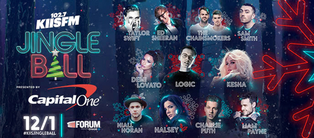 Jingle Ball 2017 Announced!