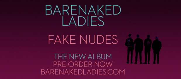 "Barenaked Ladies Announce Tour, Premeire ""Lookin' Up"" (Official Music Video)"