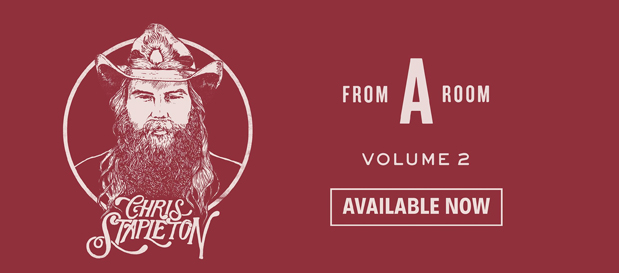 """Chris Stapleton Releases New Single """"A Simple Song"""""""