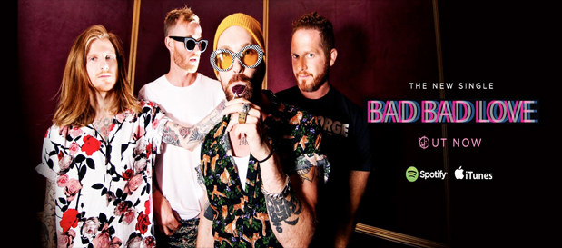 """Half The Animal Premiere """"Bad Bad Love"""" (Official Music Video)"""