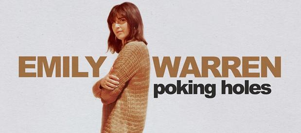 "Emily Warren Premieres ""Poking Holes"" (Official Music Video)"