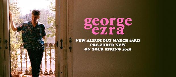 "George Ezra Premieres ""Paradise"" (Official Music Video)"