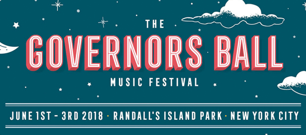 The Governors Ball Music Festival Announces Lineup for 2018