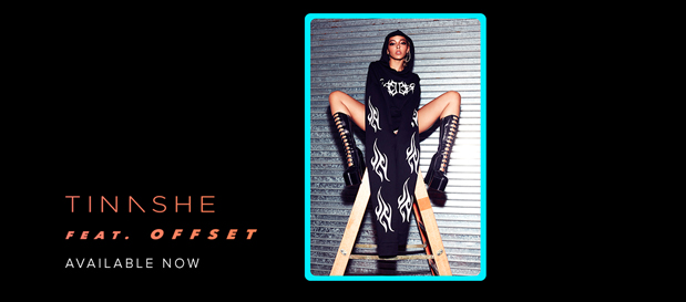 """Tinashe Releases New Single """"No Drama"""" featuring Offset"""