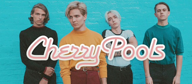 """Cherry Pools Premiere """"Are You In Love"""" (Official Music Video)"""