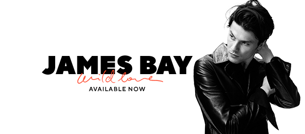 "James Bay Announces North American Tour, Releases New Single ""Wild Love"" (Official Lyric Video)"