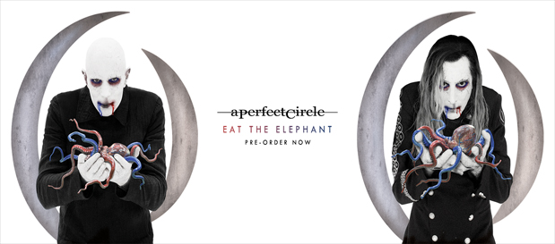 "A Perfect Circle Announce Album Release Date, Release New Song ""TalkTalk"""