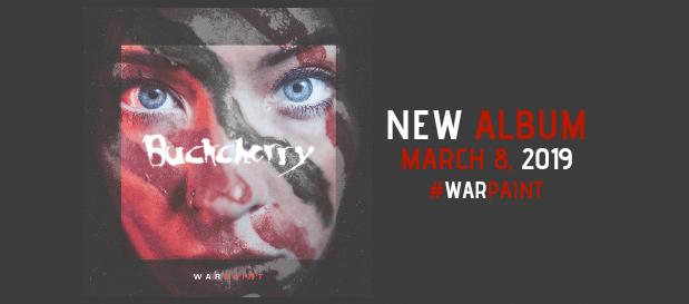 Buckcherry Tour Dates & Concert Tickets 2019